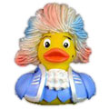 Geschenkartikel Bosworth Rubber Duck Amadeus Purple