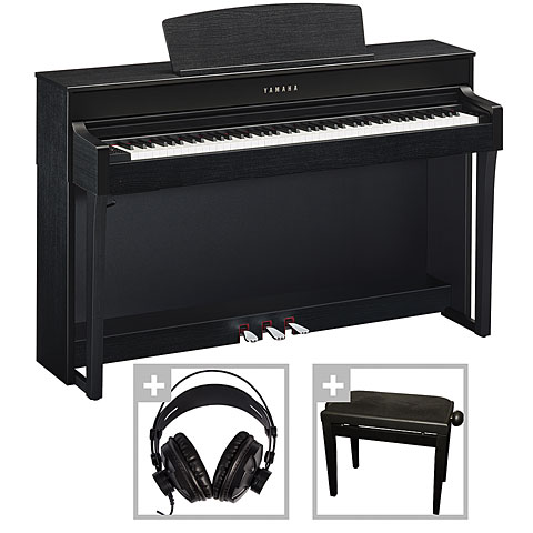 Yamaha CLP 645B Set Digitalpianos
