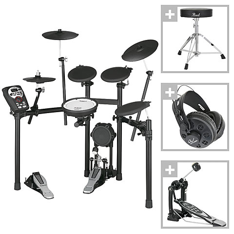 Roland TD 11K V Compact Series Bundle E Drums