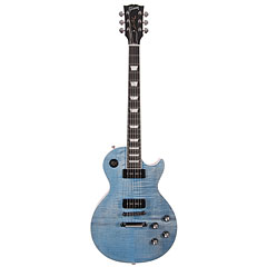 Gibson Les Paul Classic Player Plus Satin Ocean Blue « E-Gitarre