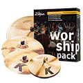 Zildjian K Custom Warship Music Pack14HH/16C/18C/20R « Becken-Set