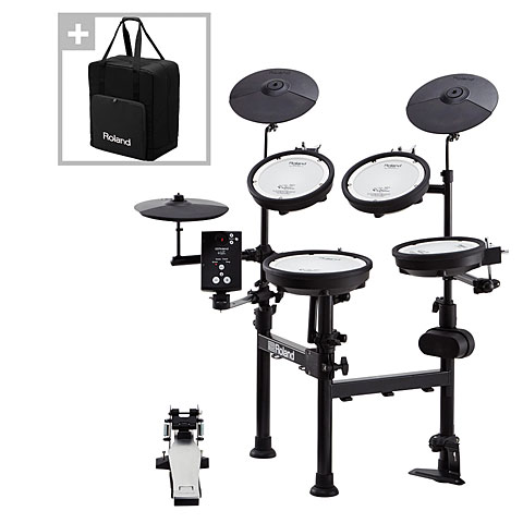 Roland TD 1KPX2 Compact V Drums with Carrying Bag E Drums