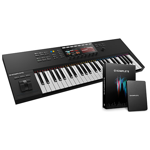 Native Instruments Kontrol S49 MK2 Komplete 11 Set Masterkeyboards