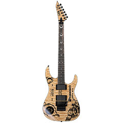 ESP LTD KH Ouija Kirk Hammett Natural ltd. Edition « E-Gitarre
