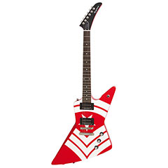 Epiphone Ltd, -Edition Jason Hook M4 Explorer « E-Gitarre