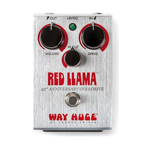 Way Huge Red Llama 25 Anniversary Effekte