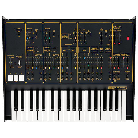 Korg ARP Odyssey FS Rev.2 ARP SQ 1 Synthesizer, Sampler