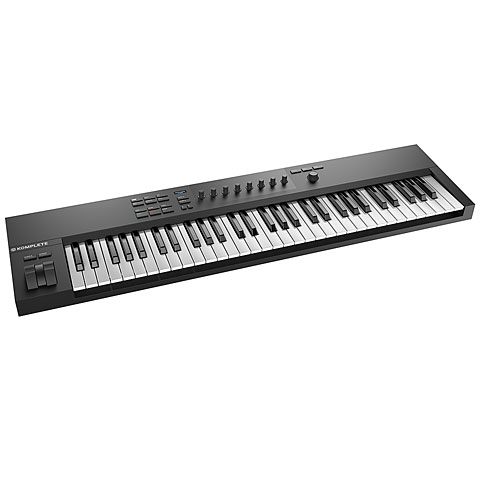 Native Instruments Kontrol A61 Masterkeyboards