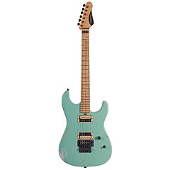 Friedman Cali, HH, Surf Green, Black HW « E-Gitarre