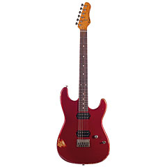 Haar Traditional S, Candy Apple Red « E-Gitarre