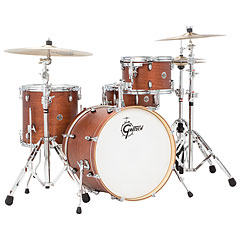 Gretsch Drums Catalina Club 20  Satin Walnut Glaze Drumset
