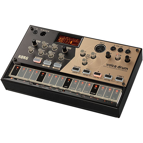 Korg Volca Drum Synthesizer, Sampler