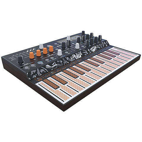 Arturia MicroFreak Synthesizer, Sampler