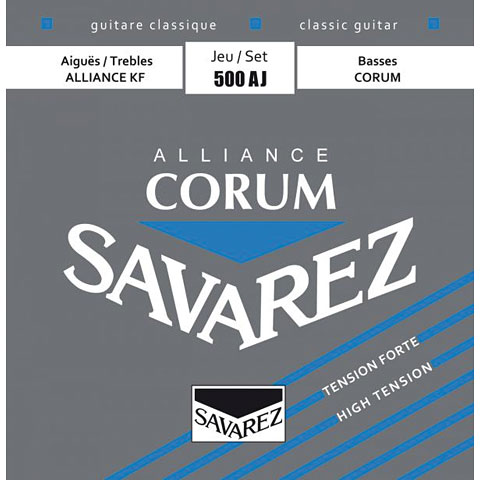 Savarez 500 AJ Corum Alliance