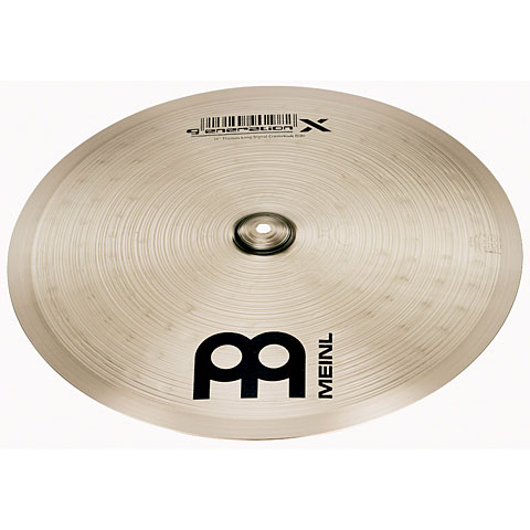 Meinl 18  Generation X Signal Crash / Klub Ride
