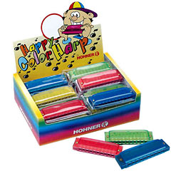 Hohner Happy Color Harp