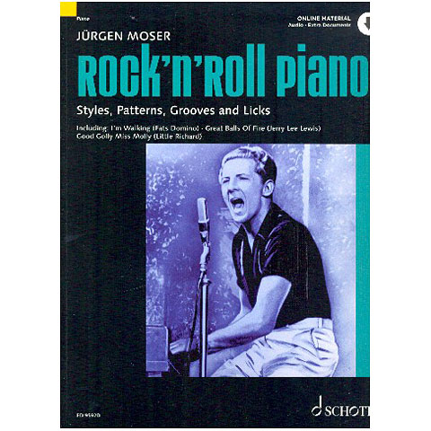 Schott Rock`n`Roll Piano