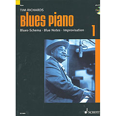 Schott Blues Piano Bd.1