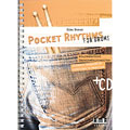 Lehrbuch AMA Pocket Rhythms for Drums