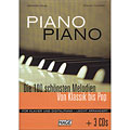 Notenbuch Hage Piano Piano 1+ 3 CDs