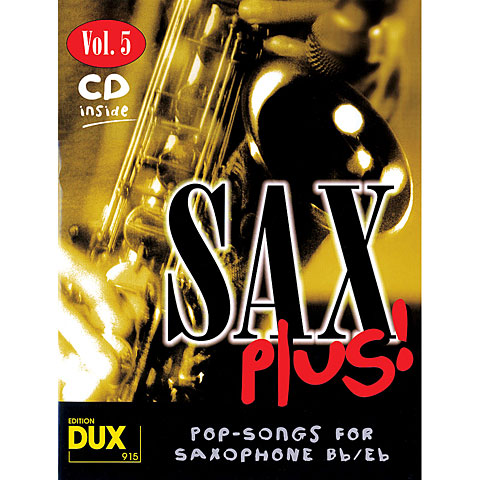 Dux Sax Plus! Vol.5