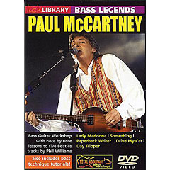 Roadrock Lick Library Bass Legends - Paul McCartney