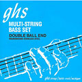 GHS Double Ball 5L-DBB « Saiten E-Bass