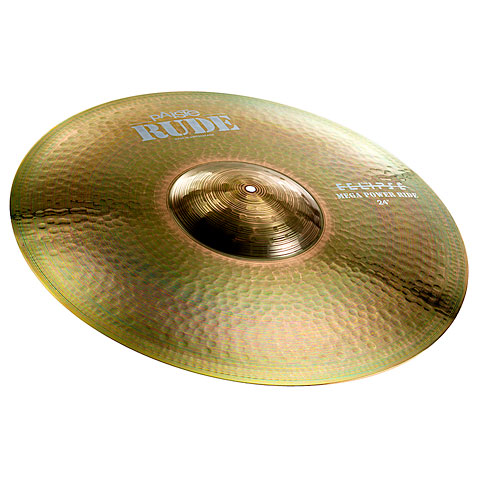 Paiste RUDE 24  Mega Power Ride
