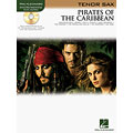 Play-Along Hal Leonard Pirates of the Caribbean for Tenor-Sax