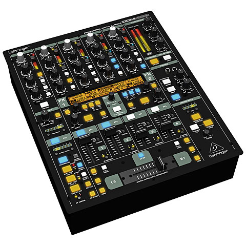 Behringer DDM 4000 Digital Pro DJ-Equipment