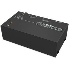 Behringer PP400 Phono Preamp