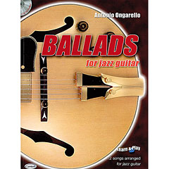 Carisch Ballads for Jazz Guitar