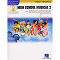Play-Along Hal Leonard High School Musical 2 for Trombone/Posaune