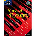 Notenbuch Schott Schott Piano Lounge Musical Favourites