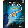 Play-Along Schott Movie Themes for Tenor Saxophone